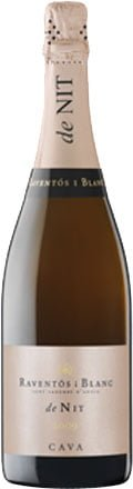 Raventos I Blanc - De Nit Rose 2012-13 75cl Bottle