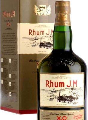 Rhum J.M - Tres Vieux Rhum Agricole XO 70cl Bottle