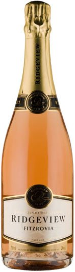 Ridgeview - Fitzrovia Cuvee Merret Rose 2011-13 75cl Bottle