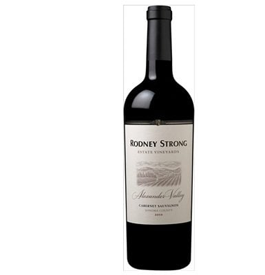 Rodney Strong Estate Vineyards Cabernet Sauvignon Alexander Valley