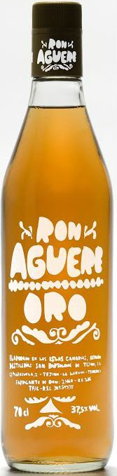 Ron Aguere - Gold Rum 70cl Bottle