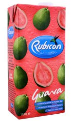 Rubicon - Guava Juice Drink 1 Litre Carton