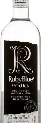 RubyBlue - Small Batch Irish Vodka 70cl Bottle