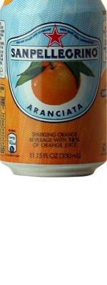 San Pellegrino Aranciata 6 x 330ml Cans