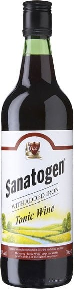 Sanatogen - Tonic Wine with Added Iron 70cl Bottle