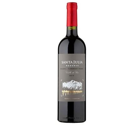 Santa Julia Reserve Valle De Uco Malbec-cabernet Franc