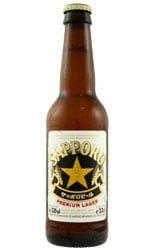 Sapporo 24x 330ml Bottles