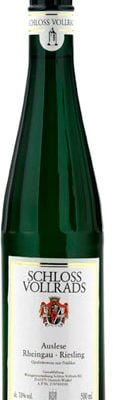 Schloss Vollrads - Riesling Auslese 2009 12x 37.5cl Half Bottles