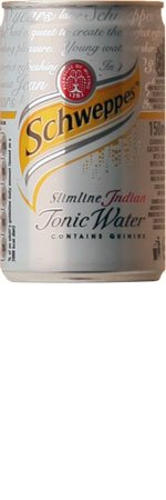 Schweppes Diet Tonic 12 x 150ml Cans
