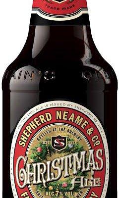 Shepherd Neame - Christmas Ale 8x 500ml Bottles