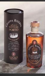 Sibona - Grappa Reserve Port Wood Finish 50cl Bottle