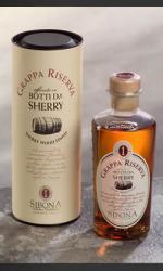 Sibona - Grappa Reserve Sherry Wood Finish 50cl Bottle