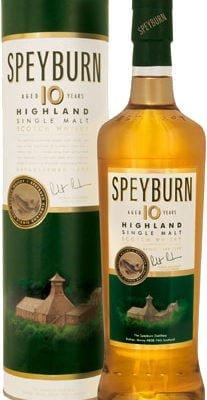 Speyburn - 10 Year Old 70cl Bottle