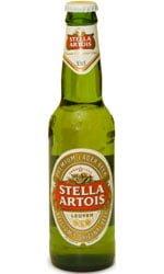 Stella Artois 24x 330ml Bottles