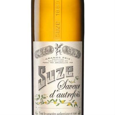 Suze – Saveur d'Autrefois 1 Litre Bottle
