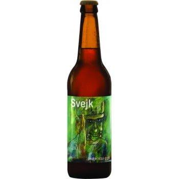 Svejk Bøhmisk Pilsner - Hornbeer Brewery