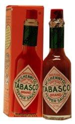 Tabasco Sauce 57ml Bottle