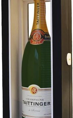Taittinger - NV Jeroboam In Black Box Champagne Gift Box - 1 Bottle