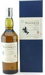 Talisker - 25 Year Old 70cl Bottle