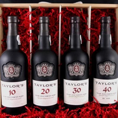 Taylor Fladgate A Century of Port. (4 x 75 cl)