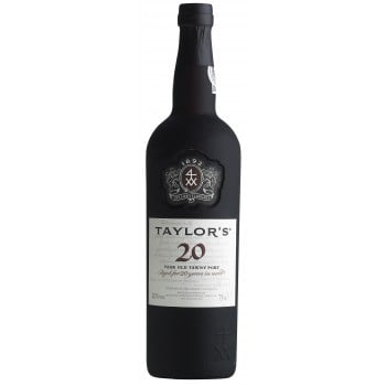 Taylor's 20 Year Old Tawny - Taylor's Port Wine
