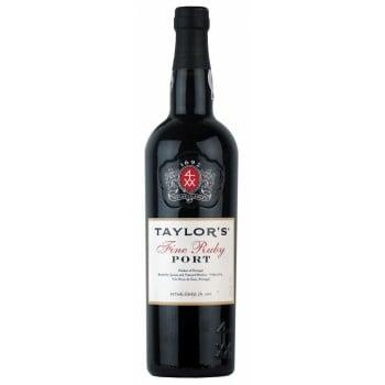 Taylor's Fine Ruby Port - Taylor's Port Wine