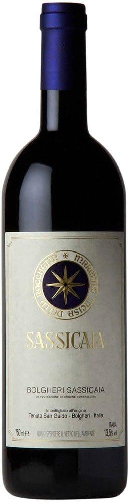 Tenuta San Guido - Sassicaia 2012-13 75cl Bottle
