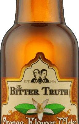 The Bitter Truth - Orange Blossom Flower Water 125ml Bottle