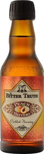 The Bitter Truth - Peach 200ml Bottle