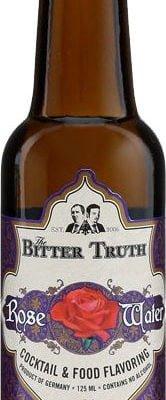 The Bitter Truth - Rose Water 125ml Bottle