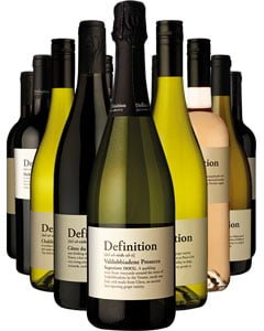 The Definition Case 12 x 75cl Bottles