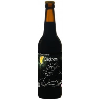 The Fundamental Blackhorn Imperial Stout - Hornbeer Brewery