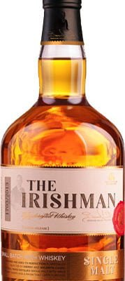 The Irishman - Single Malt 70cl Bottle