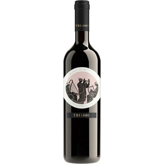 Thiasos-Red-PGI-Peloponnese-2013-75cl-Bottle