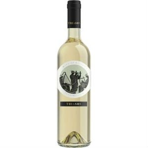 Thiasos – White PGI Peloponnese 2013 75cl Bottle