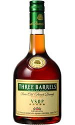 Three Barrels - VSOP 70cl Bottle