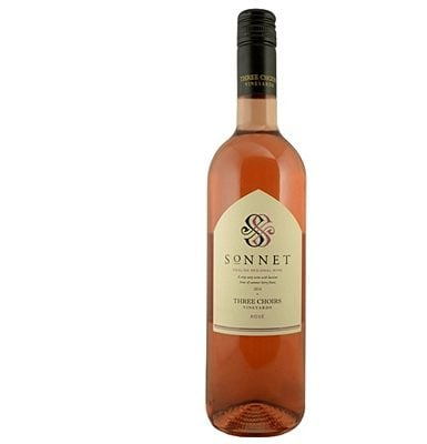 Three Choirs Sonnet Rosé