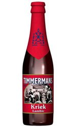 Timmermans - Kriek (Cherry) 12x 330ml Bottles