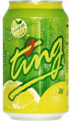 Ting 24x 330ml Cans