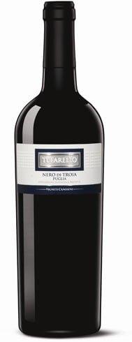 Tufarello - Nero di Troia Vigneti Canosini IGP Puglia 2014 75cl Bottle