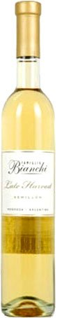 Valentin Bianchi - Late Harvest Semillon 2007 50cl Bottle