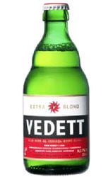 Vedett - Blonde 24x 330ml Bottles