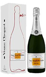 Veuve Clicquot - White Label Demi-Sec 75cl Bottle