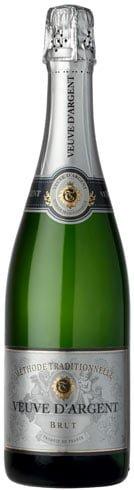 Veuve d'Aregent - Brut NV 6x 75cl Bottles