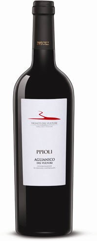 Vigneti Del Vulture - Aglianico del Vulture Pipoli 2013 75cl Bottle