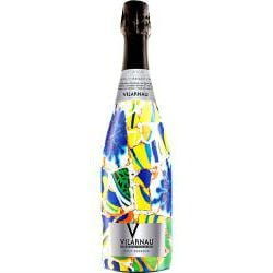 Vilarnau - Brut Reserva With Limited Edition Gaudi Sleeve 75cl Bottle
