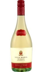 Villa Maria - Private Bin Sparkling Sauvignon Blanc 2014 75cl Bottle