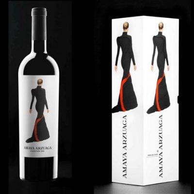 Vino Tinto Amaya Arzuaga Colección - Bodegas y Viñedos Viña Mayor