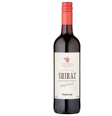 Waitrose Australian Shiraz