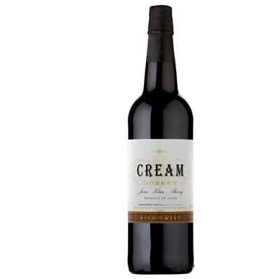 Waitrose Cream Sherry
